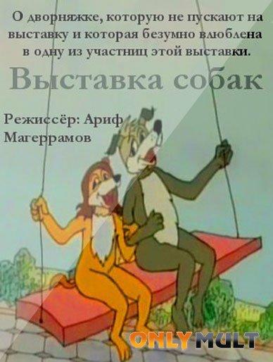 Poster Выставка собак