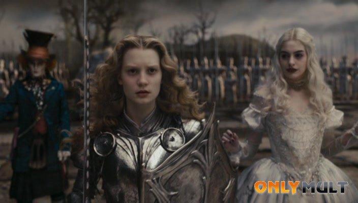 Третий скриншот Алиса в стране чудес (2010)