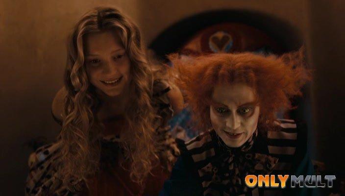 Второй скриншот Алиса в стране чудес (2010)