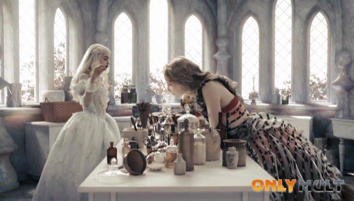 Первый скриншот Алиса в стране чудес (2010)