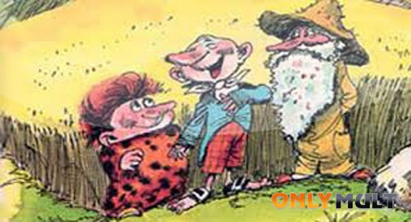 Третий скриншот Муфта, Полботинка и Моховая Борода