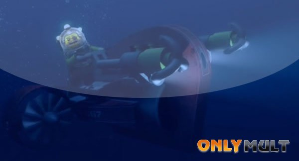 Третий скриншот Лего: Атлантида