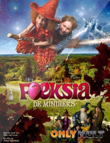 Poster Фуксия маленькая ведьма