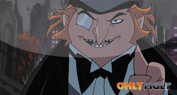Третий скриншот Бэтмен против Дракулы