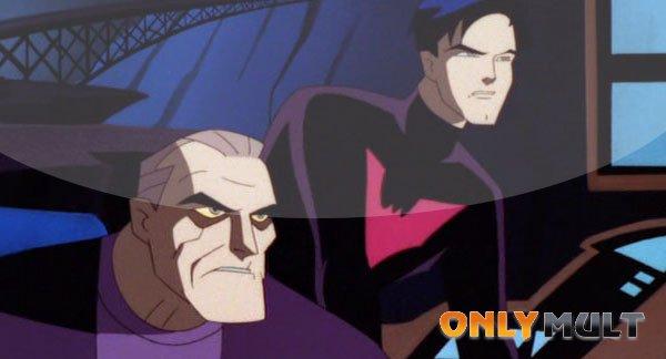 Первый скриншот Бэтмен будущего
