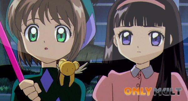 Первый скриншот Сакура собирательница карт