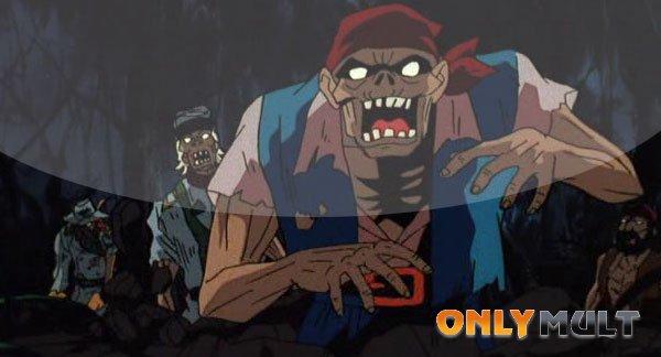 Первый скриншот Скуби-Ду на острове Мертвецов