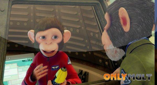 Первый скриншот Мартышки в космосе 2
