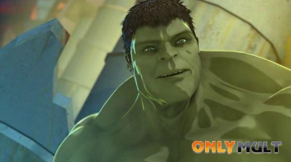 Второй скриншот Железный человек и Халк: Союз героев