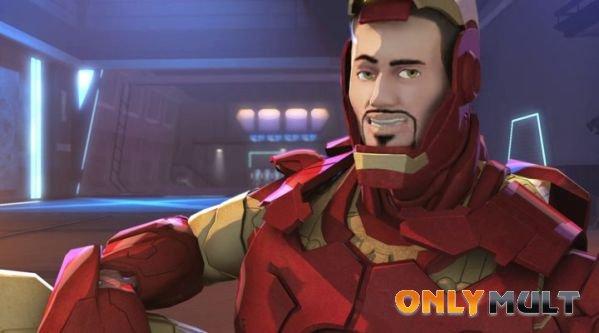 Первый скриншот Железный человек и Халк: Союз героев