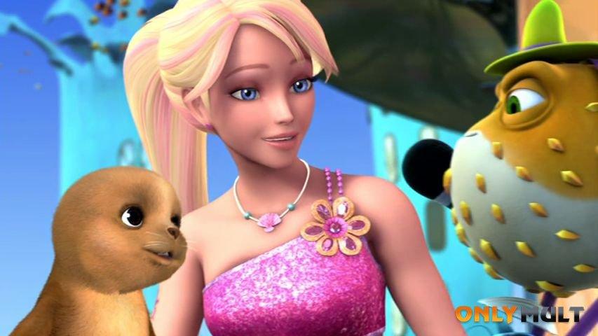Третий скриншот Барби: Приключения Русалочки 2
