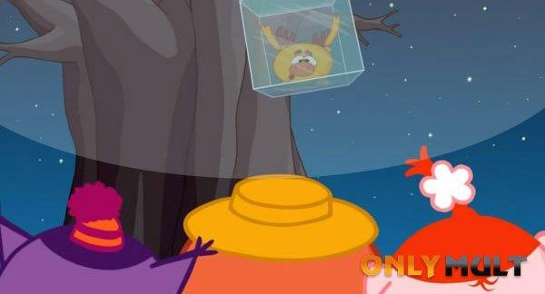 Третий скриншот Смешарики День космонавтики