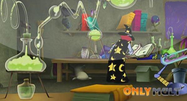 Второй скриншот Том и Джерри: Волшебное кольцо