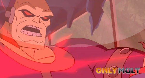 Второй скриншот Лига Справедливости Без Границ