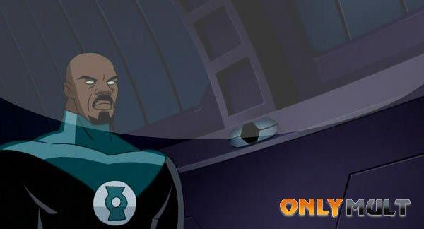 Первый скриншот Лига Справедливости Без Границ