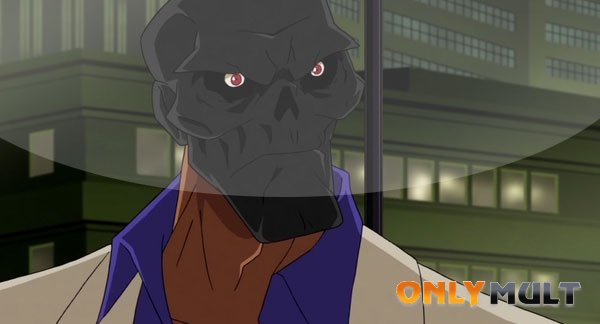 Третий скриншот Бэтмен под красным колпаком
