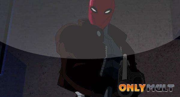 Второй скриншот Бэтмен под красным колпаком