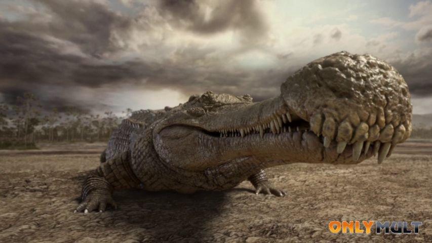 Первый скриншот Планета динозавров