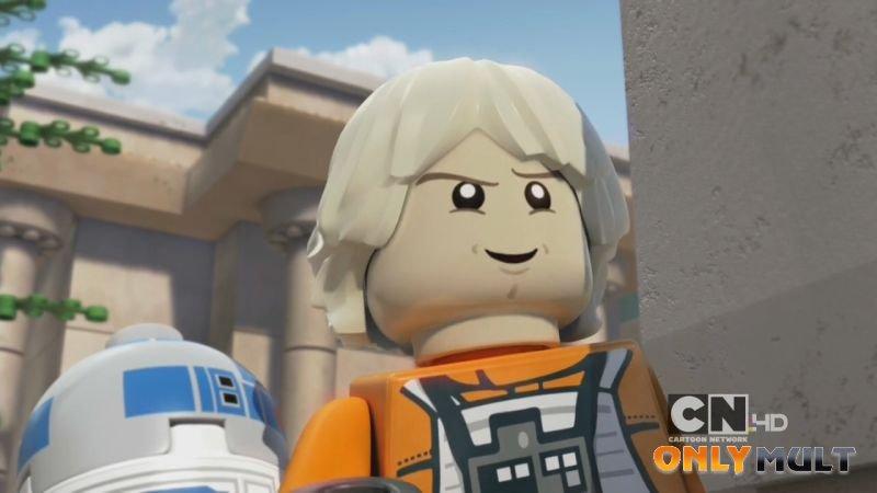 Третий скриншот Лего Звездные войны: Империя наносит удар