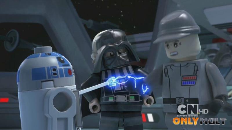 Второй скриншот Лего Звездные войны: Империя наносит удар