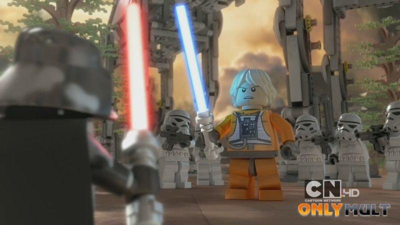 Первый скриншот Лего Звездные войны: Империя наносит удар