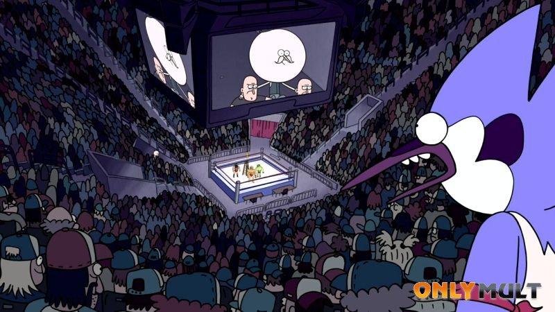 Второй скриншот Обычное шоу