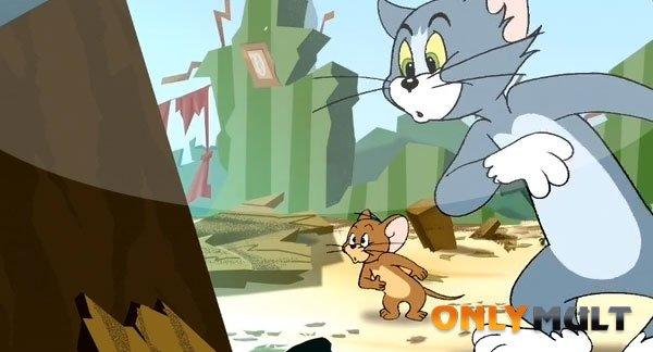 Третий скриншот Том и Джерри: Быстрый и бешеный