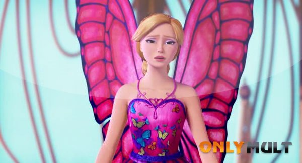 Первый скриншот Барби Марипоса