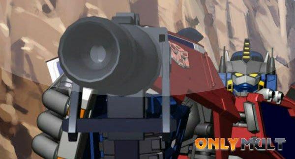 Третий скриншот Трансформеры Кибертрон