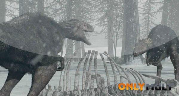 Второй скриншот Поход динозавров