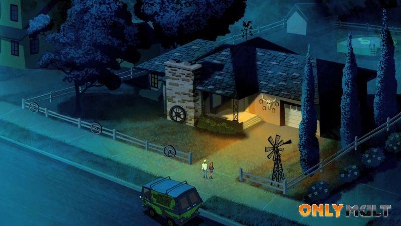 Третий скриншот Скуби-Ду: Мистическая корпорация