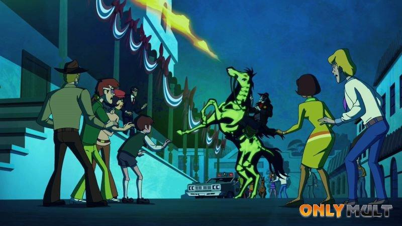 Второй скриншот Скуби-Ду: Мистическая корпорация