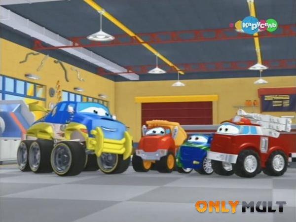 Первый скриншот Приключения Чака и его друзей