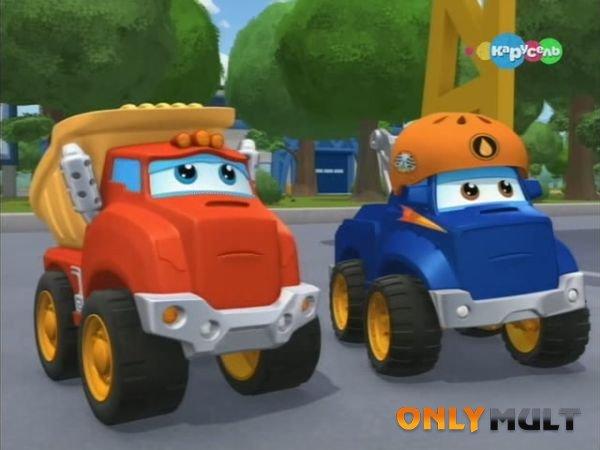 Второй скриншот Приключения Чака и его друзей