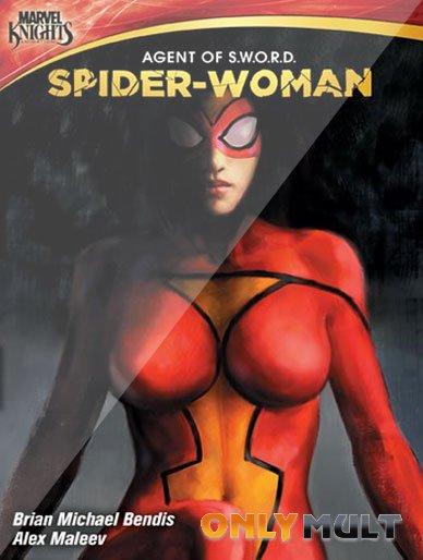 Poster Женщина-Паук