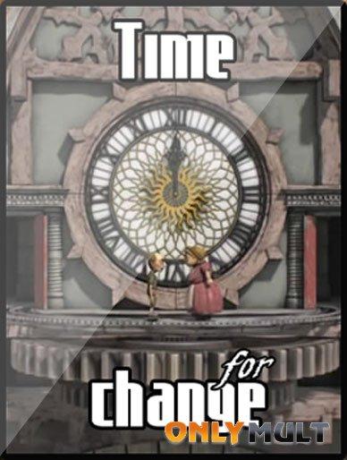 Poster Время перемен