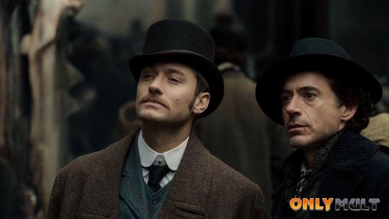 Первый скриншот Шерлок Холмс (2009)
