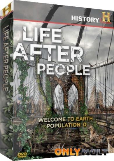 Poster Жизнь после людей