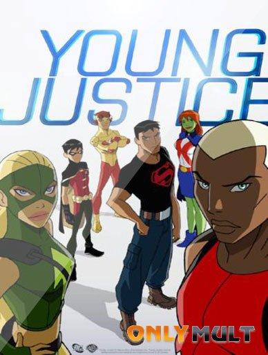 Poster Юная Справедливость [2 сезон]