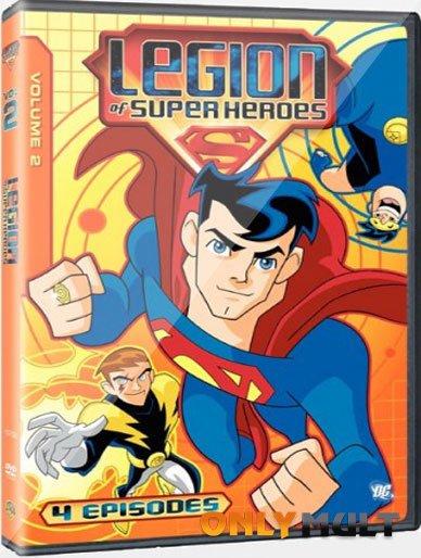 Poster Легион Супергероев