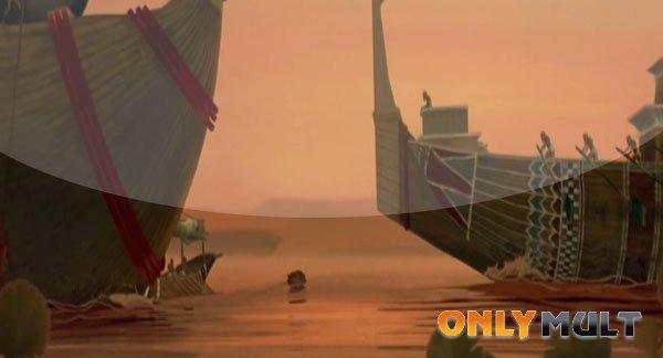 Первый скриншот Принц Египта