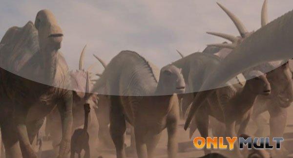 Второй скриншот Динозавр