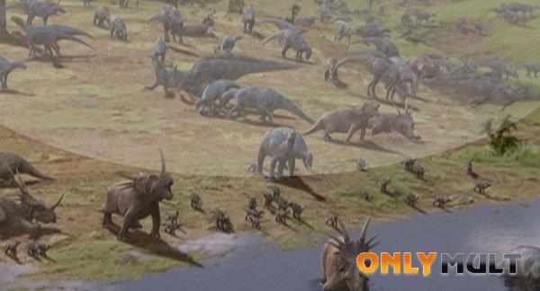 Первый скриншот Динозавр