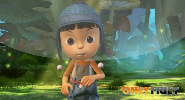 Третий скриншот Приключения Маши в Стране Чудес