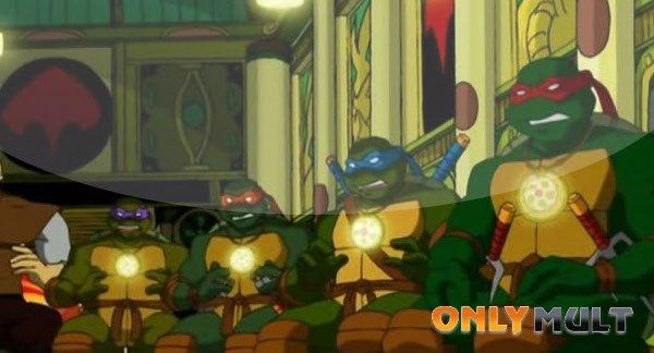 Третий скриншот Черепашки ниндзя: Новые приключения