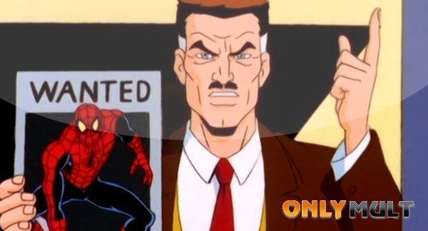 Первый скриншот Непобедимый человек-паук