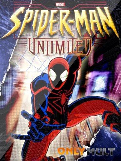 Poster Непобедимый человек-паук