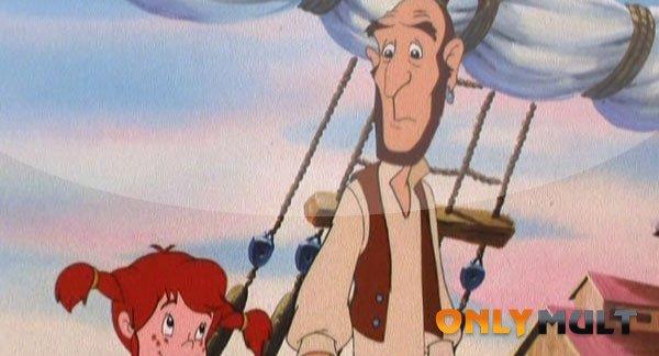 Второй скриншот Пеппи Длинный Чулок