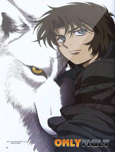 Poster Волчий дождь