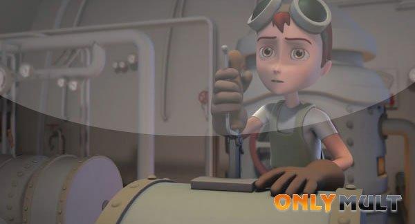 Третий скриншот Девочка и Робот